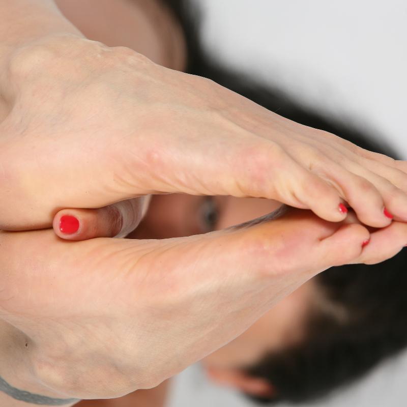 stresszoldás kézzel-lábbal